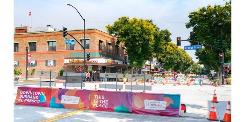 Гарсетти продлевает программу обедов на открытом воздухе для ресторанов Лос-Анджелеса до конца года