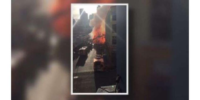 Более 300 обвинений предъявлено виновным в пожаре в здании в центре Лос-Анджелеса