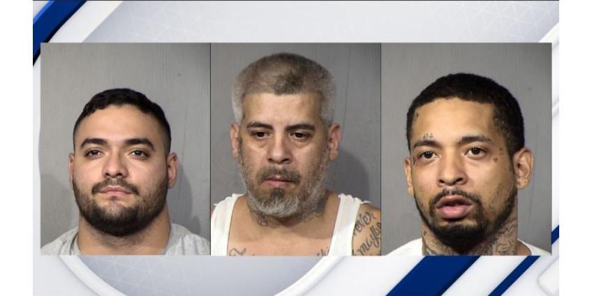 Трое подозреваемых были арестованы после смертельного ранения молодого парня в центре Финикса