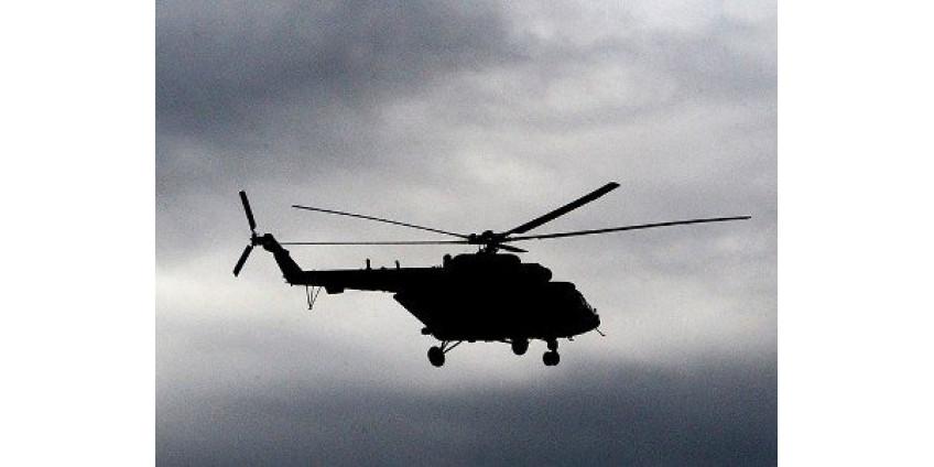 В окрестностях Сан-Диего потерпел крушение военный вертолет: есть погибшие