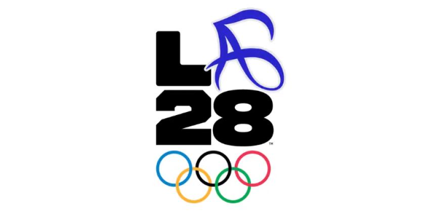 Представлена официальная эмблема летних Олимпийских игр 2028 года в Лос-Анджелесе
