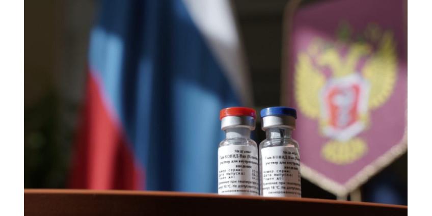 Вакцинация от коронавируса добровольцев в Москве начнется 5 сентября