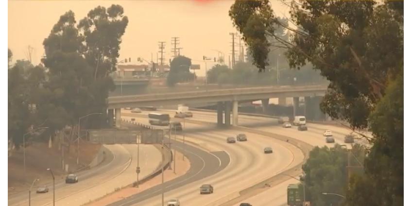 8 парков округа Лос-Анджелес закроются в эти выходные из-за плохого качества воздуха