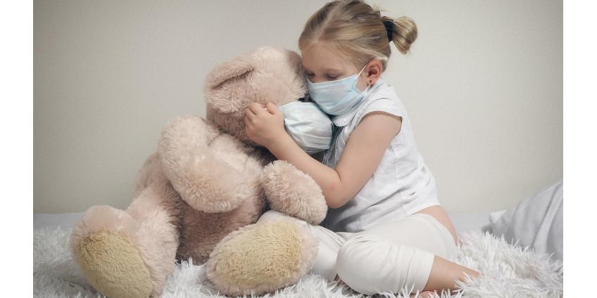 Полмиллиона детей в США заразились коронавирусом