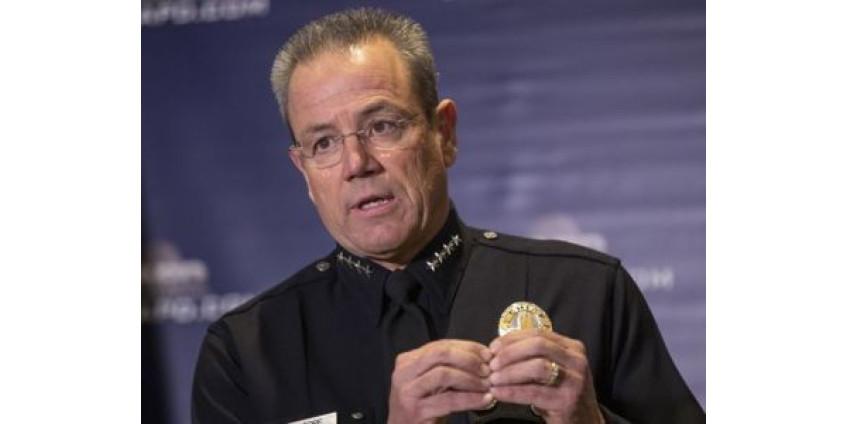 Полиция Лос-Анджелеса: рост преступности связан с коронавирусом