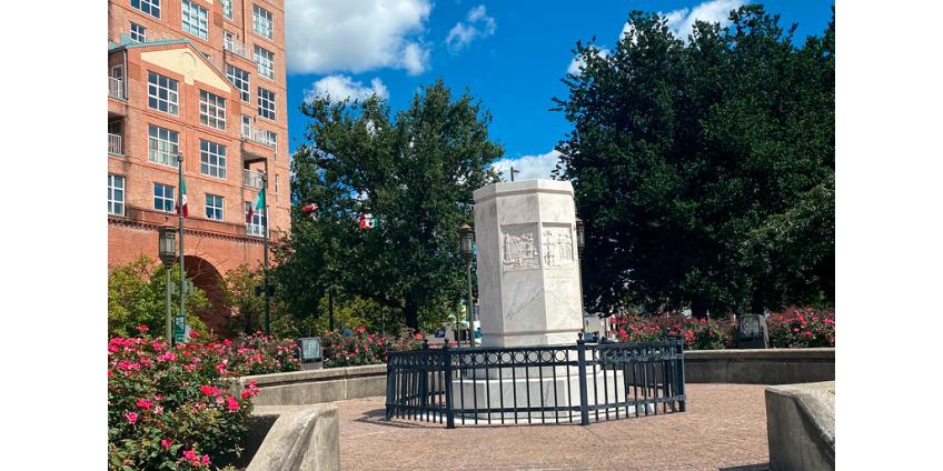 В США после начала весенних протестов снесли как минимум 33 памятника Колумбу