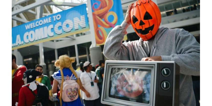Фестиваль Comic Con состоится в традиционном формате