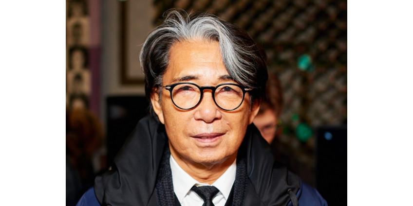 Основатель модного дома Kenzo скончался в Париже от коронавируса