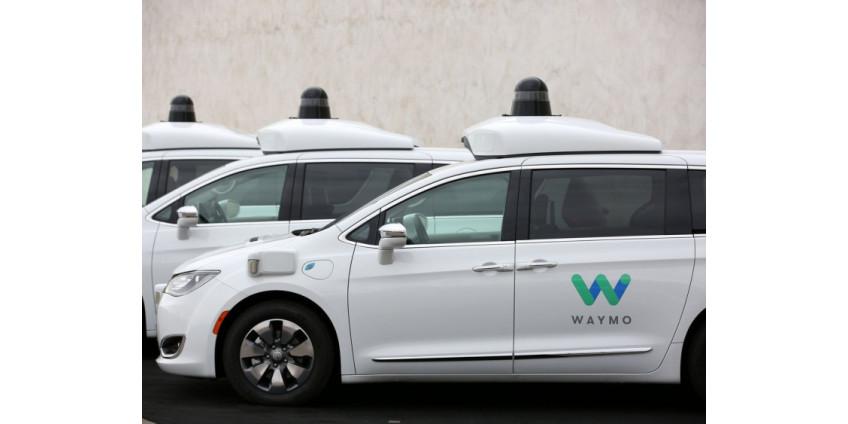 В Финиксе возобновляет работу роботакси Waymo
