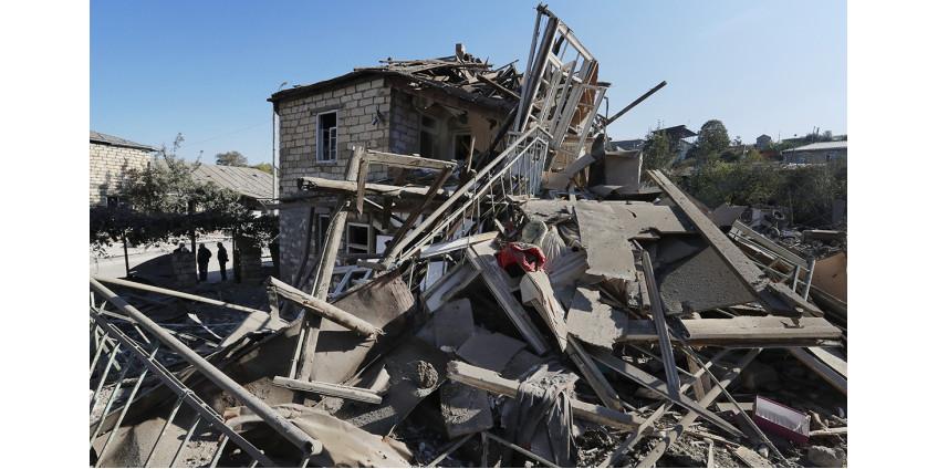 Армения признала гибель 729 военных в боях с Азербайджаном в Карабахе