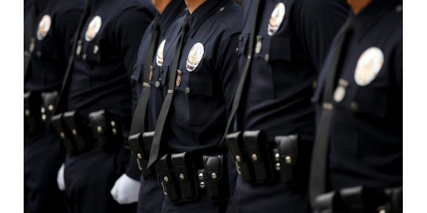 В центре Лос-Анджелеса произошла перестрелка с полицейскими