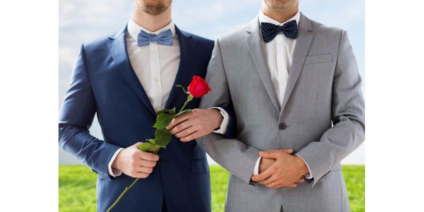 Новый максимум: 70% американцев поддерживают однополые браки