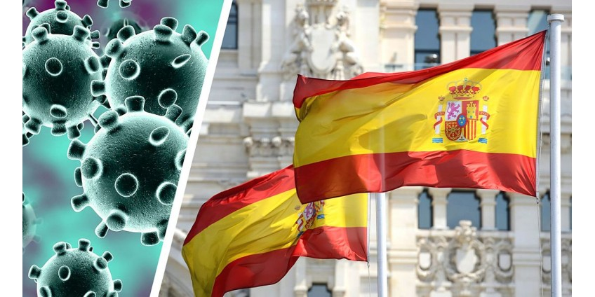 Правительство Испании одобрило режим повышенной готовности, предусматривающий введение комендантского часа