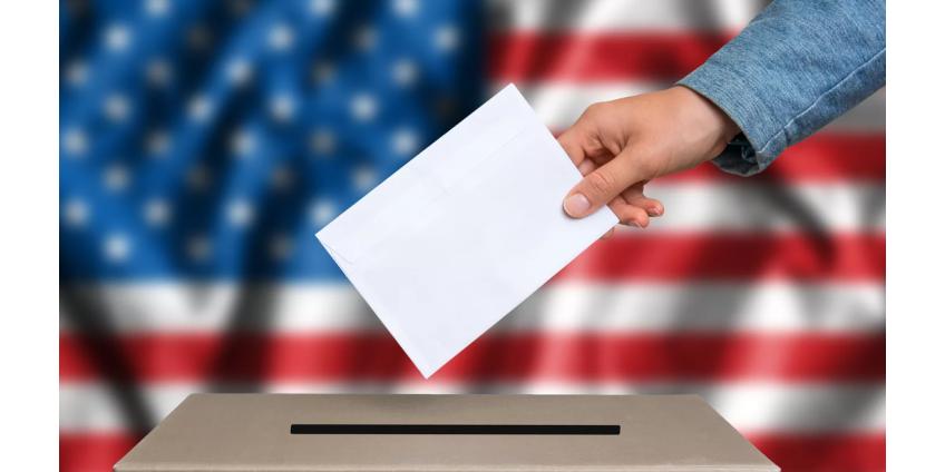 Почти 50 тысяч человек проголосовали лично в первые выходные голосования в округе Лос-Анджелес