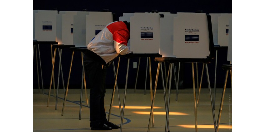 Явка на выборах президента в США оказалась самой высокой за 120 лет