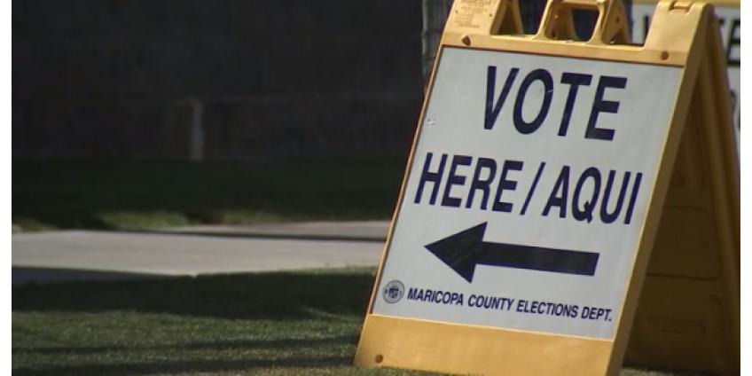 Жители Аризоны реагируют на прогнозируемую победу Джо Байдена в президентской гонке 2020 года