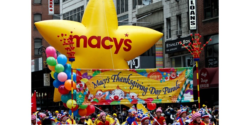 Macy's все проведет традиционный парад, но без зрителей