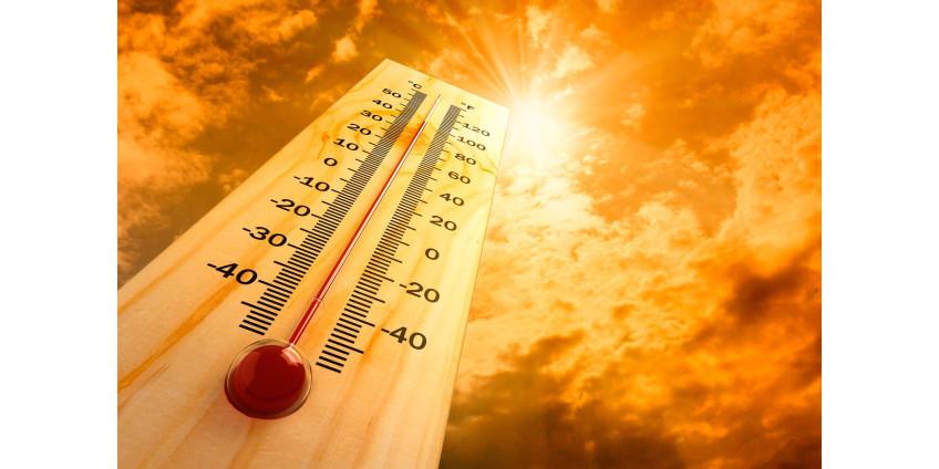 В Финиксе установлен новый температурный рекорд