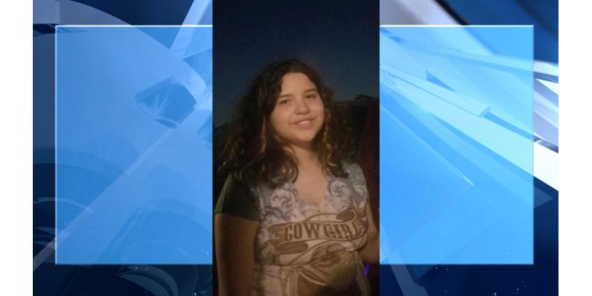 Полиция Северного Лас-Вегаса разыскивает 12-летнюю девочку