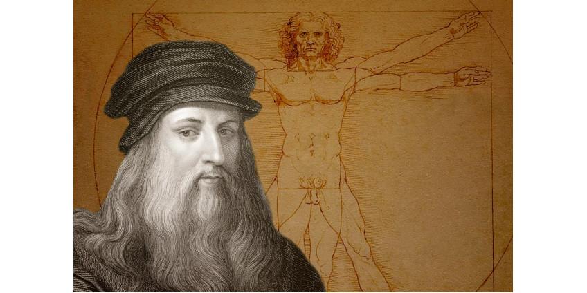 На шедеврах Леонардо да Винчи обнаружен скрытый мир бактерий и грибов