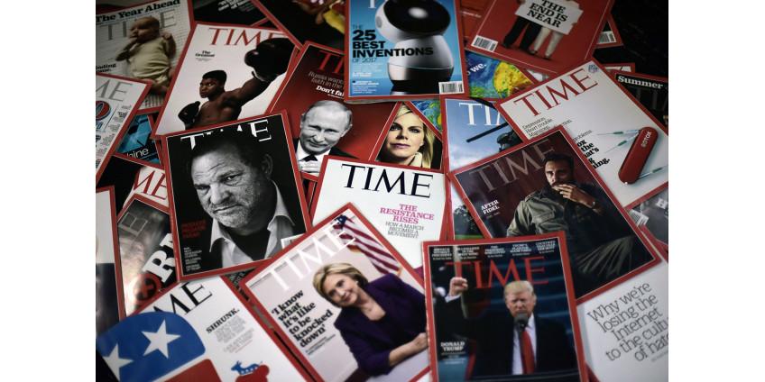 Журнал Time впервые определил ребенка года