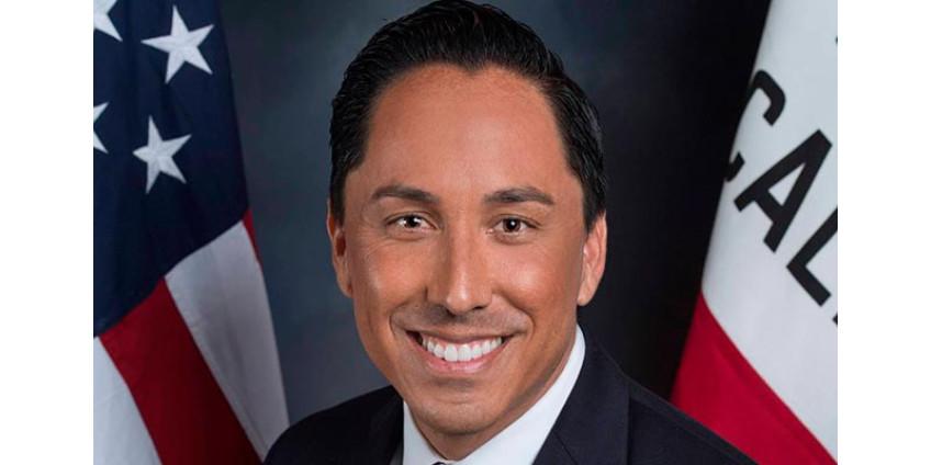 Тодд Глория принес присягу в качестве нового мэра Сан-Диего