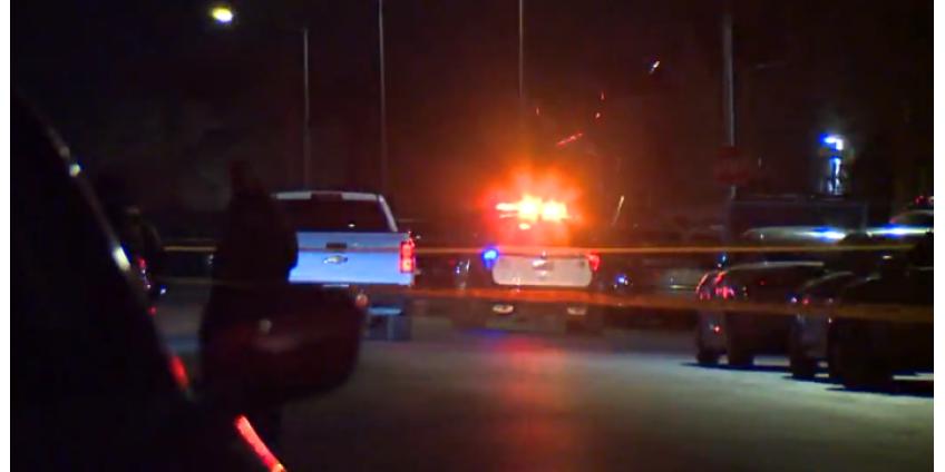 Полиция Лас-Вегаса расследует первое в этом году убийство