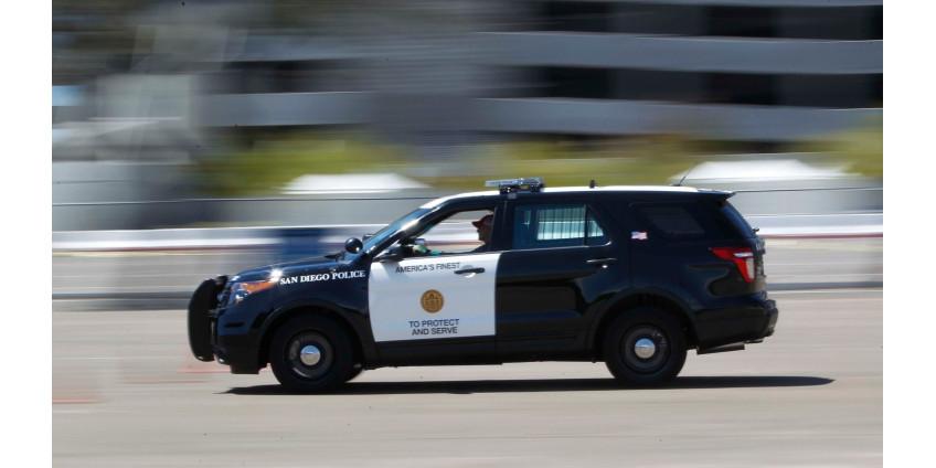 Полиция Сан-Диего разогнала сторонников и противников Трампа