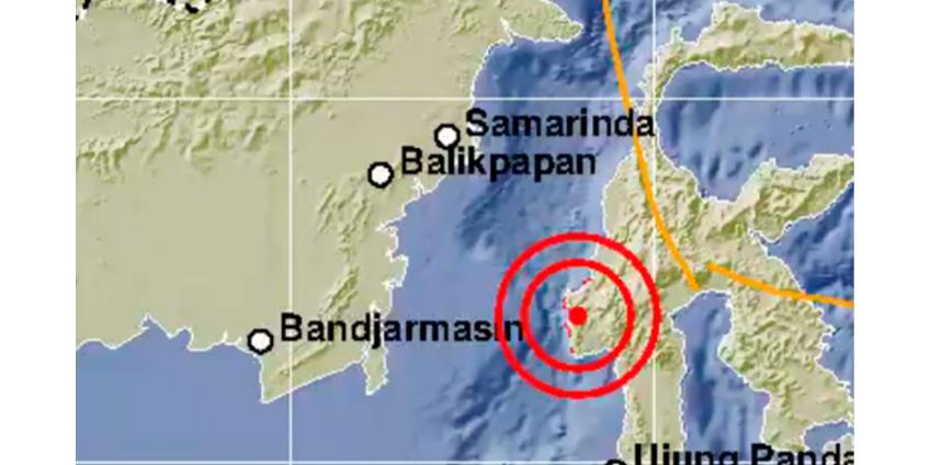 В Индонезии в результате землетрясения погибли свыше 30 человек