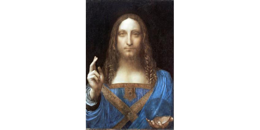 """Полиция нашла похищенную копию """"Сальватора Мунди"""" Леонардо да Винчи в Неаполе"""