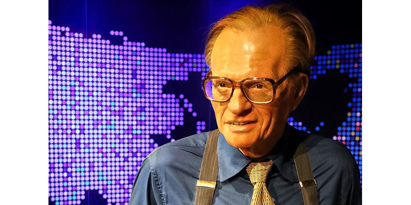 Скончался знаменитый телеведущий Ларри Кинг, госпитализированный с коронавирусом