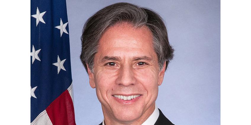 Новым Госсекретарем США утвержден Энтони Блинкен