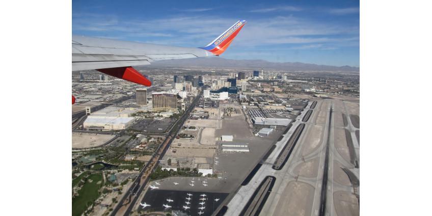 Исторический спад авиаперевозок: McCarran обслужил почти на 30 млн пассажиров меньше в 2020 году