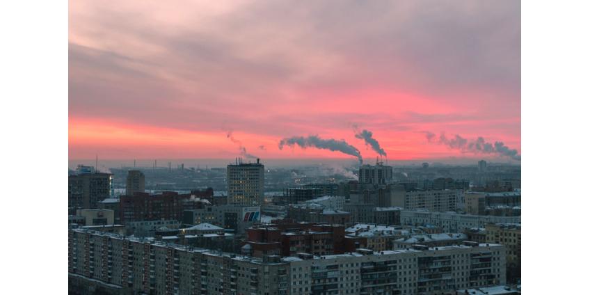 В России назвали топ-10 самых загрязненных городов России: хуже всего в Челябинске, Нижнем Тагиле и Магнитогорске