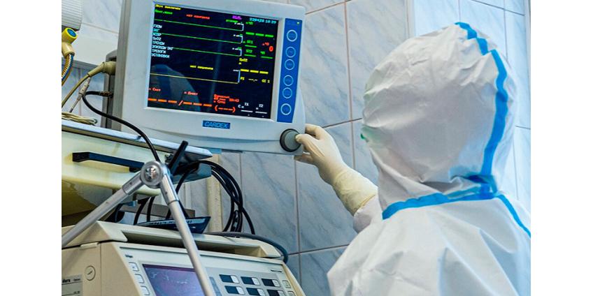 Число заразившихся коронавирусом в России возросло за сутки на 16 688, скончались 527 человек
