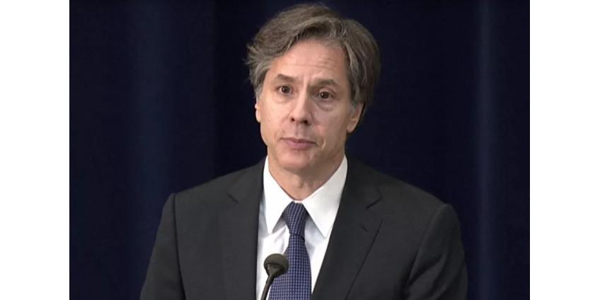 """Госсекретарь США намерен на онлайн-встрече с главами МИД """"евротройки"""" обсудить отношения с Россией и Китаем"""