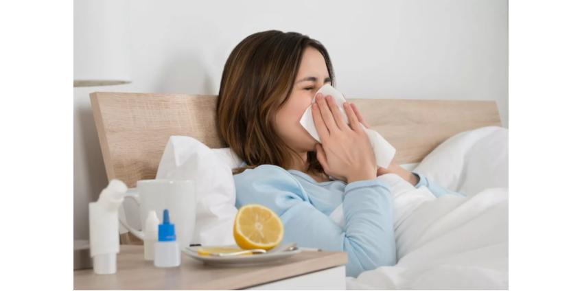 В Неваде снизилось количество случаев заболевания гриппом