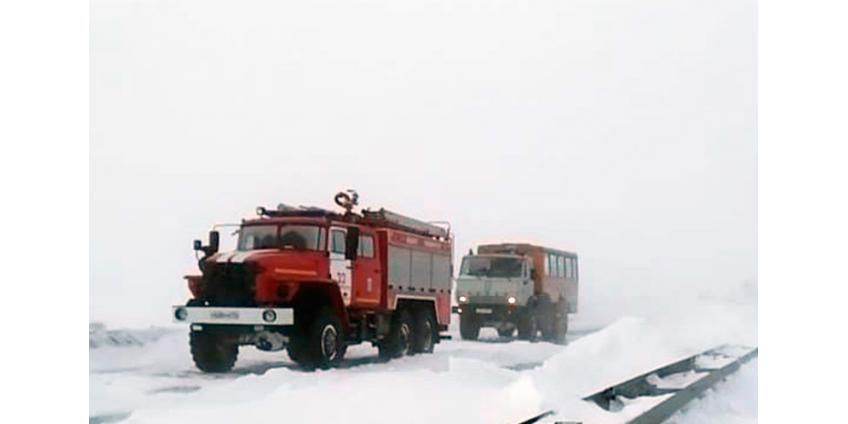 В ряде районов Челябинской области введен режим ЧС из-за сильного ветра и метели
