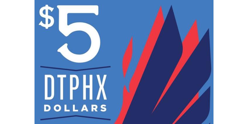 В Финиксе раздадут ваучеры на сумму 5 долларов для поддержки малого бизнеса