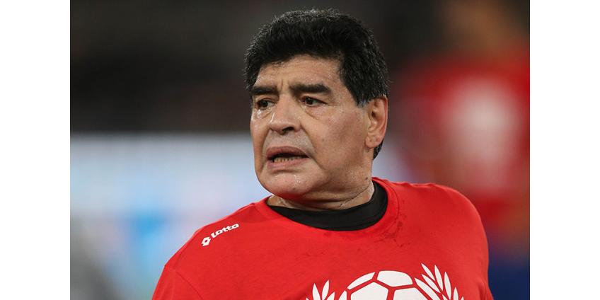 """""""Он не умер, его убили"""": аргентинцы требуют расследовать обстоятельства смерти Марадоны"""