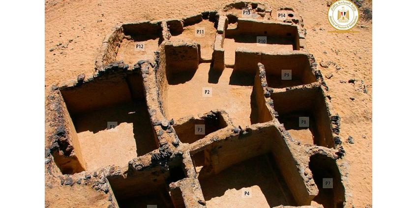 Руины древнего христианского монастыря найдены в Египте
