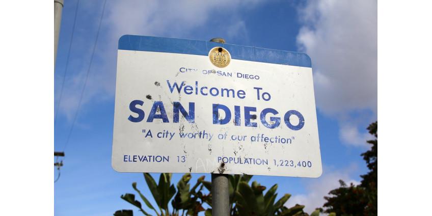 Сан-Диего собирается войти в красный уровень со вторника