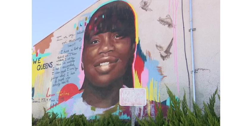 Детская площадка в южном Лос-Анджелесе была переименована в честь Латаши Харлинс