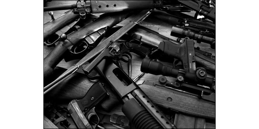 444 единицы оружия передали в полицию Лос-Анджелеса в рамках анонимной программы выкупа