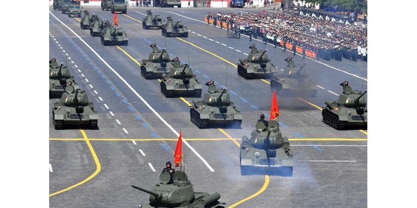 Сергей Шойгу заявил о подготовке парада Победы в 28 городах России