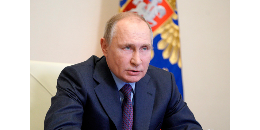 Путин допустил снятие коронавирусных ограничений в России к концу лета