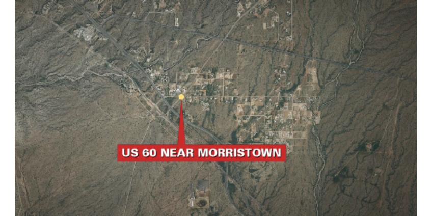 5 человек погибли в ДТП под Морристауном