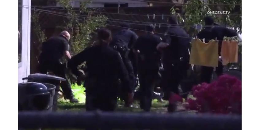 Мужчина погиб в перестрелке в Сан-Диего возле троллейбусной станции