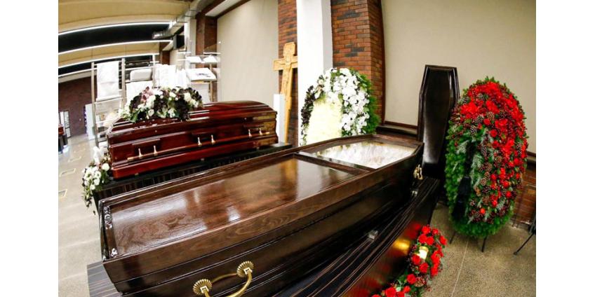 Росстат сообщил о более 122 тысяч умерших от COVID-19 за время пандемии