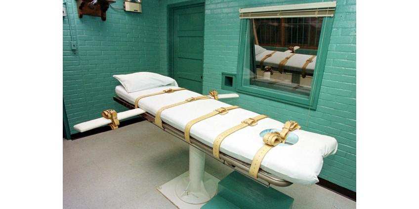 Аризона планирует получить ордер на первую казнь заключенных за последние годы